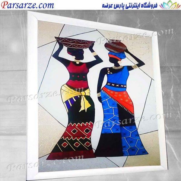 ویترای طرح زنان آفریقایی