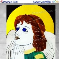 Vitrail_art_glasspaint_angel-pray